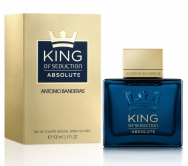 Antonio Banderas King of Seduction Absolute EDT для мужчин