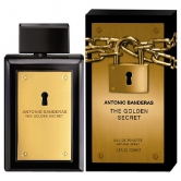 Antonio Banderas The Golden Secret EDT для мужчин