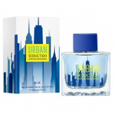 Antonio Banderas Urban Seduction Blue EDT для мужчин