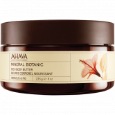 Масло для тела гибискус и инжир Ahava Body Butter Mineral Botanic Hibiscus and Fig