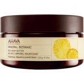 Масло для тела ананас/персик — Ahava Body Butter Pineapple and White Peach