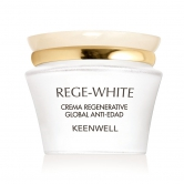 Восстанавливающий Омолаживающий Крем Глобал - Keenwell Rege- White  Global Anti -Ageing Protection Cream